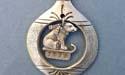 2020 Vintage Ornament with Polar Bear