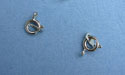 Spring Rings - Nickle Plated