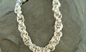 Chain Maille Bracelet - Argentium Sterling Silver