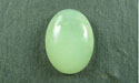 18x25mm Chinese New Jade Oval Cabochon