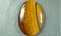 22x30mm Tiger Eye Cabochon