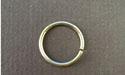11.0mm (ID) 16ga - Argentium Sterling Silver Jump Rings