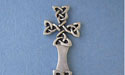 Cross of Clarity Foldover - Lead Free Pewter