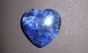 Sodalite Gemstone Hearts
