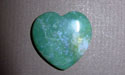 Fancy Jasper Gemstone Heart