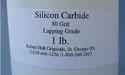 Silicon Carbide 80 Grit Lapping Grade