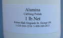 Alumina Cabbing Polish
