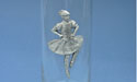 Highland Dancer Shooter - Lead Free Pewter