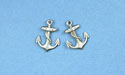 Anchor Earrings - Lead Free Pewter