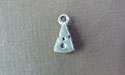 Cheese Mini-Charm - Lead Free Pewter