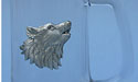 Howling Wolf Beer Mug Lead Free Pewter