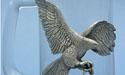 Eagle Beer Mug Lead Free Pewter