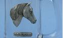 Arab Horse Beer Mug - Lead Free Pewter