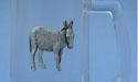 Donkey Beer Mug - Lead Free Pewter
