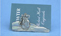 Golfbag Card holder - Lead Free Pewter