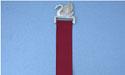 Swan Bookmark Lead Free Pewter