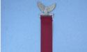 Eagle Bookmark Lead Free Pewter