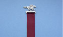 Jockey Bookmark - Lead Free Pewter