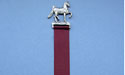 Saddlebred Bookmark - Lead Free Pewter