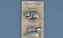 Wildlife Set Of 4 Magnets Lead Free Pewter