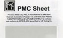 PMC+ Square Sheet 5g Package