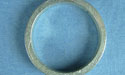 Plain Round Pewter Spacer - Lead Free Pewter