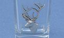 Elk Shot Glass Lead Free Pewter