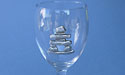 Inukshuk Wine Glass - Lead Free Pewter