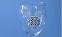 Four Mary's Wine Glass - Lead Free Pewter
