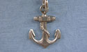 Anchor Zipper Puller - Lead Free Pewter