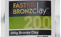 BRONZclay Fast Fire 200g Package